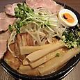 赤シャモジ 特製辛味噌らーめん(大盛)