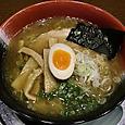 奥次郎 松浜醤油らーめん(鶏ガラ煮干し)