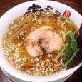 あごすけ 醤油麺