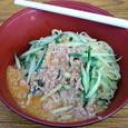 大潟かっぱ祭り かっぱジャージャー麺