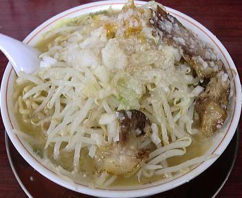 ドカメン 子豚ラーメン(大盛)