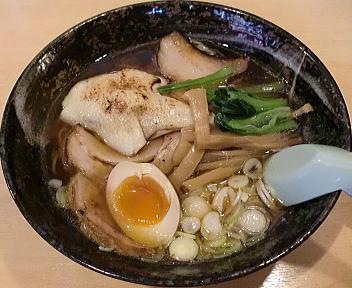 笑美寿亭 チャーシュー麺