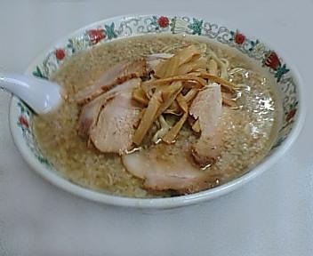 福来亭(関屋) チャーシューメン(大油)