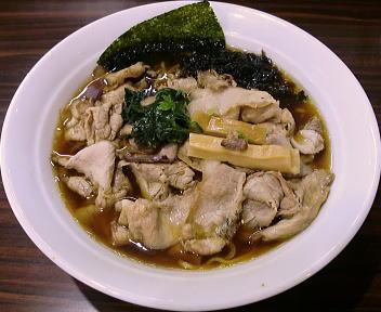 大喜 チャーシュー麺(大)