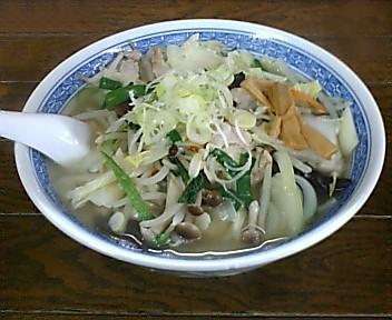 大江戸 タンメン