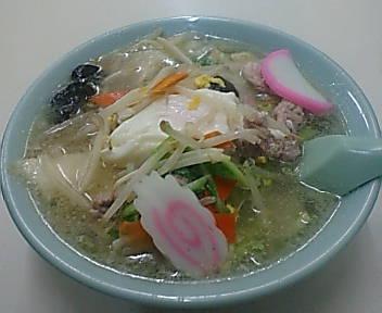 楼蘭 什錦柳麺