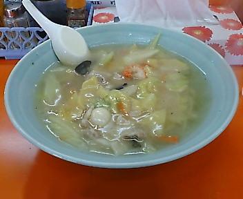 たごさく 広東麺