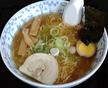 麺春 尾道ラーメン
