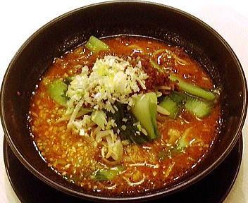 慶楽 担々麺