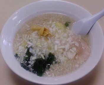 健龍 塩ちゃっちゃ麺(大盛)