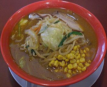 福麺 味噌拉麺