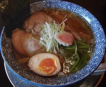 麺五郎 ラーメン(あっさり)