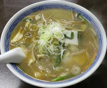 大江戸 味噌タンメン