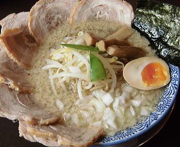 麺五郎 チャーシューメン(こってり)