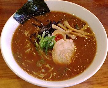 一 焼醤油麺