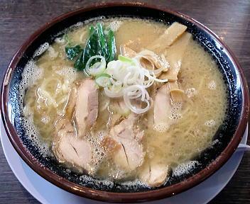 ダルマ食堂 ラーメン(こってり)