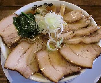 ダルマ食堂 チャーシューメン(あっさり)