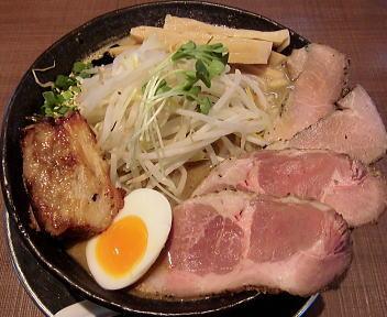 赤シャモジ 特製味噌らーめん(大盛)