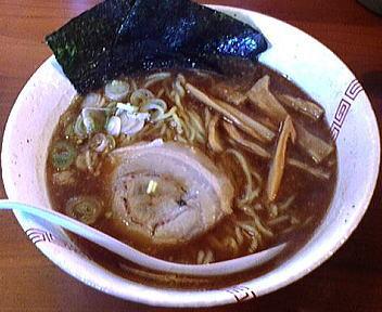 岡村家 節だし醤油麺