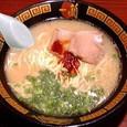一蘭上野山下口店 ラーメン