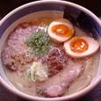 斑鳩 特製塩本鰹らー麺