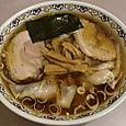 春木屋郡山分店 ワンタン麺