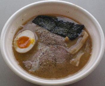 信越麺戦記Part2 北陸の章 信州若手四天王 豚骨魚介らあめん
