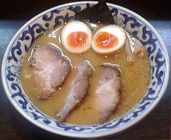 斑鳩 特製らー麺