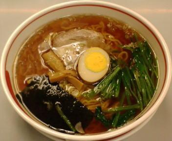 東京中華食堂 中華麺