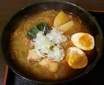 鯛麺真魚 辛口鯛拉麺真魚