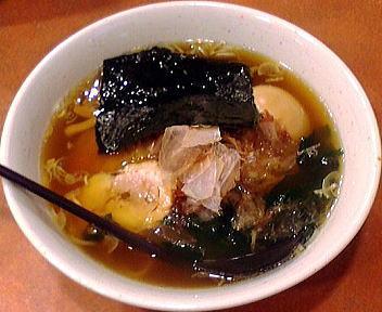 和たま 和たま麺(醤油)