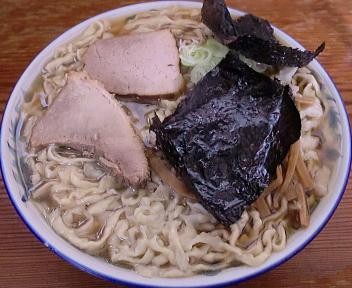 ケンちゃんラーメン 中華そば(普通)