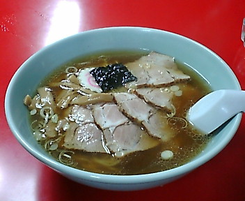 俵屋飯店 叉焼麺