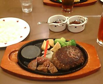 ステーキのどん