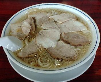 杭州飯店 チャーシューメン