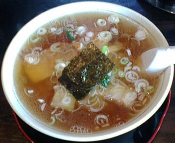 玉寿し食堂 チャーシューメン