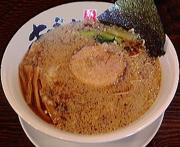 あごすけ 背脂醤油麺
