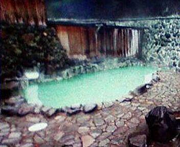 大滝の湯 露天風呂