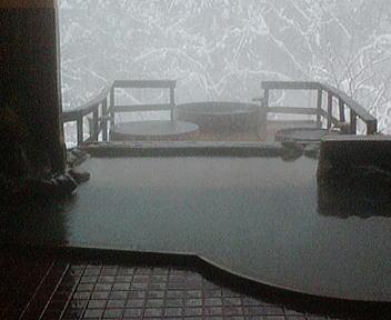 稲住温泉 小浴場