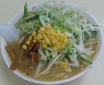 オーモリ東本町店 ねぎ味噌ラーメン