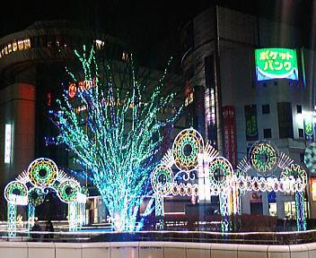 大宮駅前からのSOGO