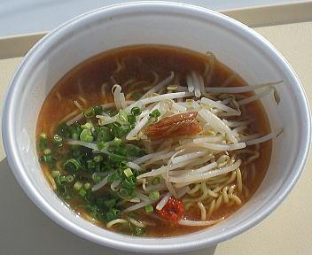 らー麺まつり 燦燐炙 新潟甘えび味噌らー麺
