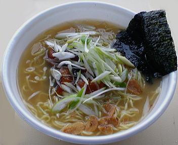 らー麺まつり 藻塩屋 新潟地鶏ラーメン