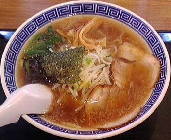 ささ宮 ラーメン(醤油)