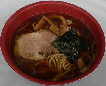 にいがた冬食の陣当日座 新・コシヒカリラーメン(醤油味)