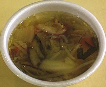 黒豚汁(塩)