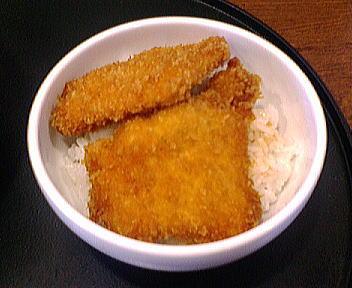 長衛門 ミニかつ丼(日替わり)