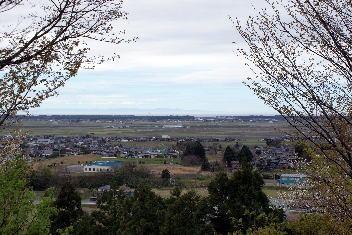大峰山 桜公園