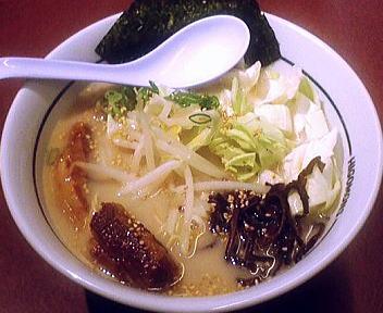 ひごもんず 角煮ラーメン(細麺)