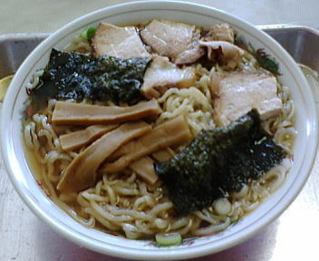吉泉食堂 中華(大盛)